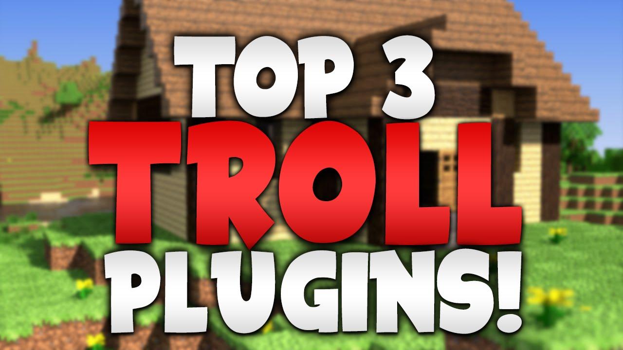 plugin troll для майнкрафт #9