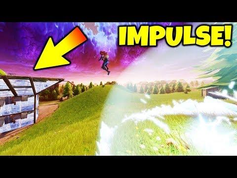 IMPULSE INTO PORT-A-FORT!! (Fortnite Battle Royale Gameplay)