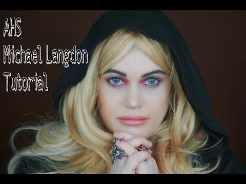 American Horror Story Apocalypse  Michael Langdon Tutorial Cotton Tolly