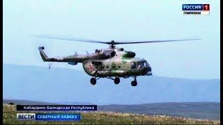 Высший пилотаж в горах Кабардино-Балкарии