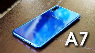 Download Video TEST du SAMSUNG Galaxy A7 (2018) High-tech Smartphone MP3 3GP MP4
