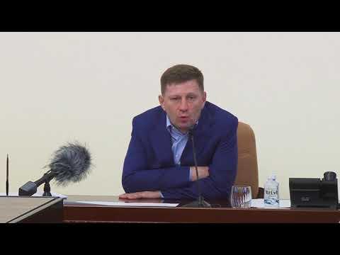 «Взяли детей, а передали гробы?» – Сергей Фургал отчитал чиновников после ЧП в палаточном лагере