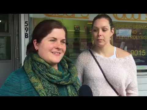 People of Halifax Talk Legal Pot