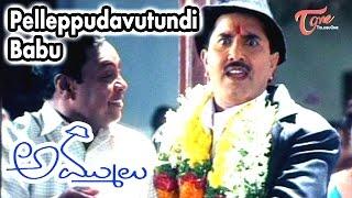 Pelleppudavutundi Babu Song From Ammulu Telugu Movie   Vandemataram Srinivas