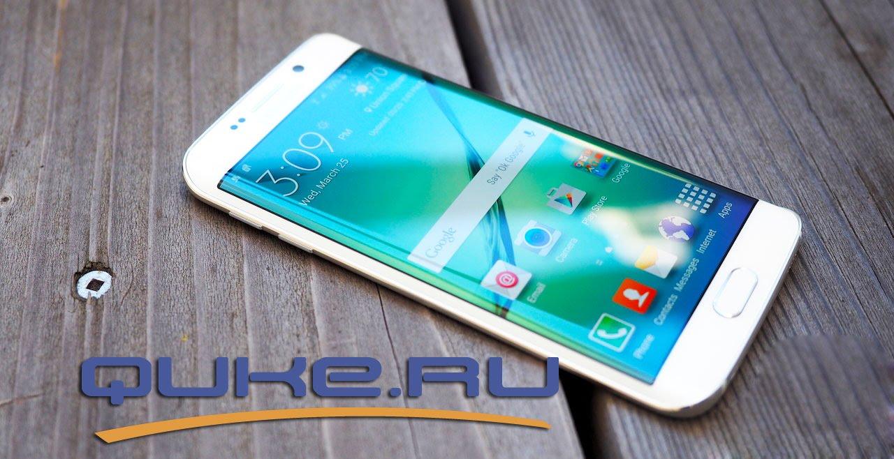 Обзор самого инновационного смартфона Samsung Galaxy S6 Edge