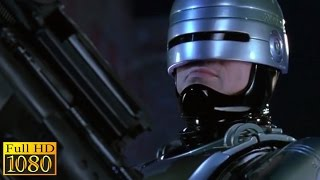 """RoboCop 3 (1993) - """"You Called For Backup"""" Scene (1080p) FULL HD"""