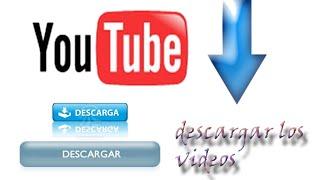 descargar videos de youtube sin programas (mp3-mp4-todo)