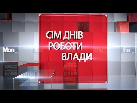 Marganets Media Centr: Cім днів роботи влади від 25.01.2020