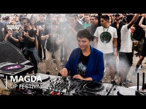 Magda | Boiler Room X UP Festival