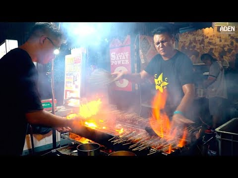 Singapore Street Food - 4 iconic Street Foods in Singapore