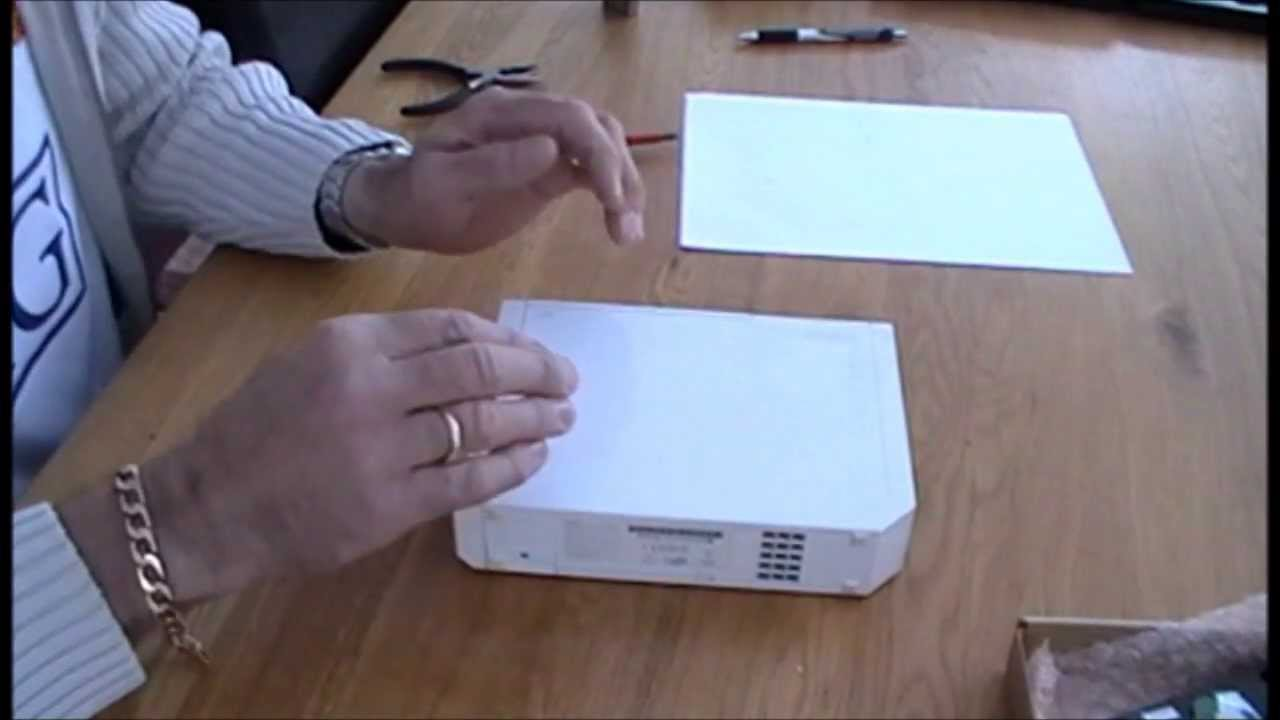 Nintendo Wii Strip Down For Disc Drive Replacement Youtube