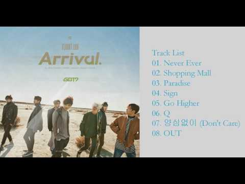 [FULL ALBUM] GOT7 - FLIGHT LOG : ARRIVAL