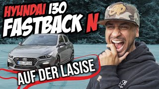JP Performance - Hyundai i30 Fastback N on the LaSiSe!