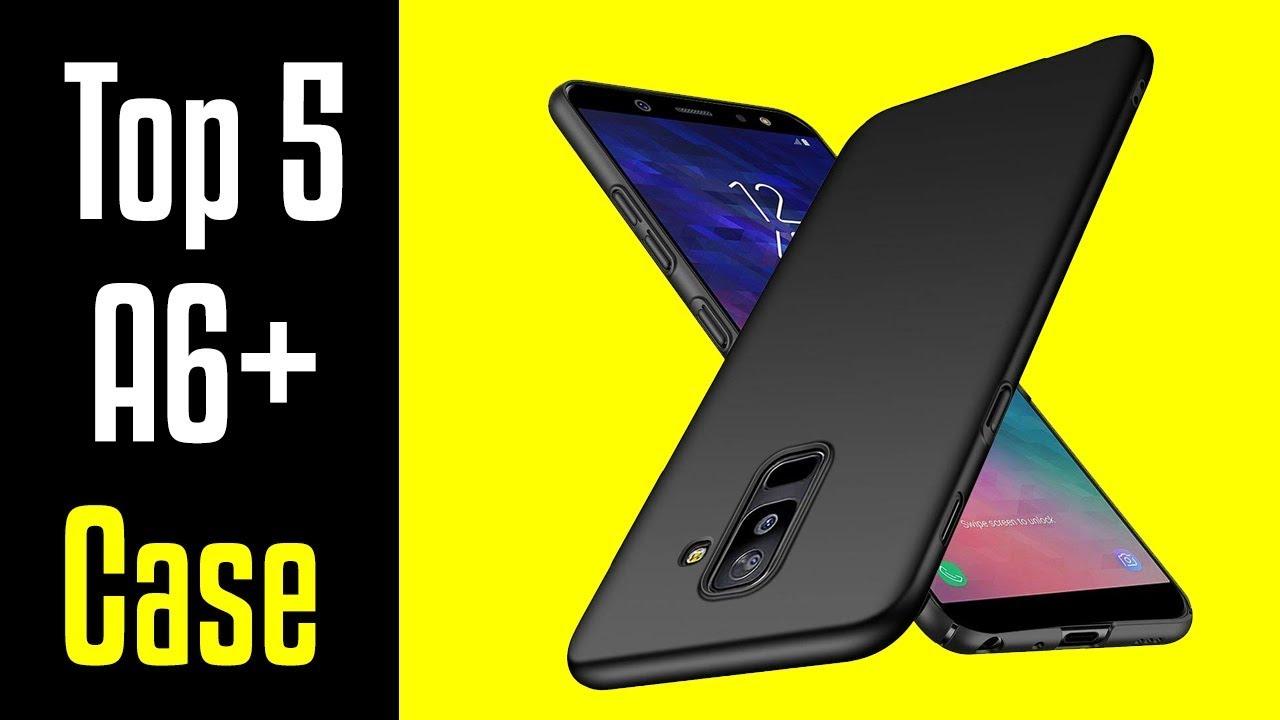 buy online 2a751 bdd98 🔻Top 5 Best Samsung Galaxy A6+ (2018) Cases!🔺[4K]