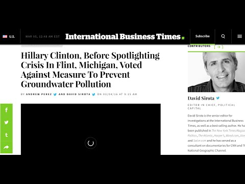 Why I Deleted My Video About the International Business Times Article