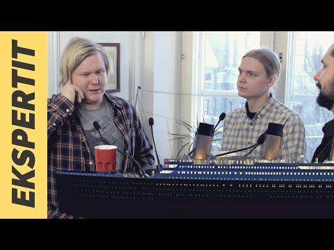 Ekspertit - Foliohatut: Estonia / Titanic