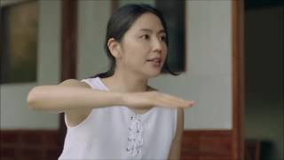 長澤まさみ 高畑淳子 キンチョー虫コナーズCM.