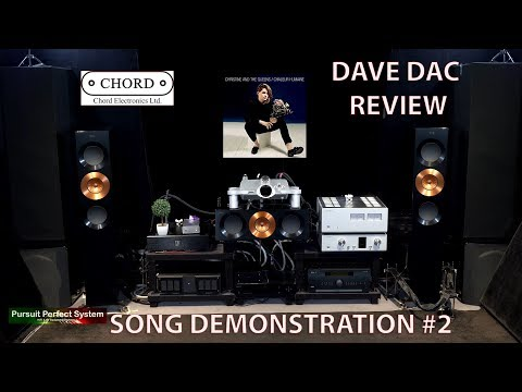 Chord Electronics DAVE Review