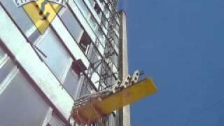видео Грузовой подъемник ПМГ