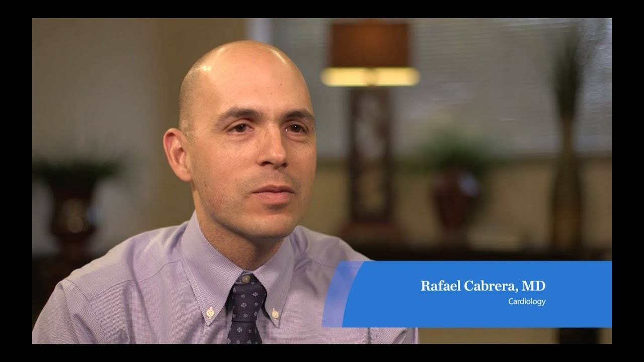 Rafael E Cabrera, MD | Ascension Via Christi
