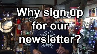 Why should you sign up for the hackaday newsletter?