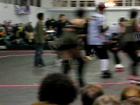 ShEvil Dead vs The Richmond Wrecking Belles