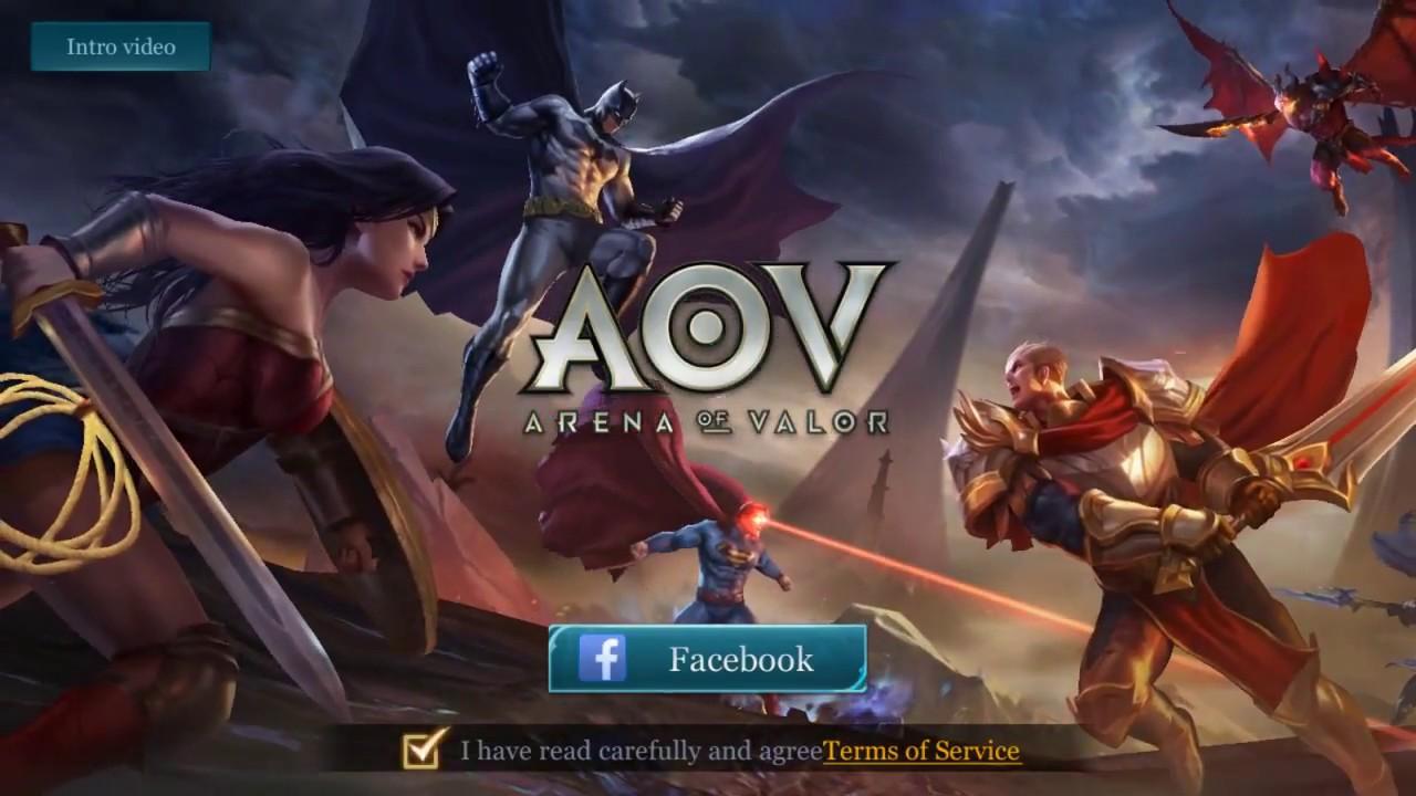 Lets Play Garena Aov Arena Of Valor