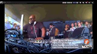 Carl Cox drops TKNO - Proxy (Joe Brunning remix) [Family Grooves] live @ Awakenings 2014