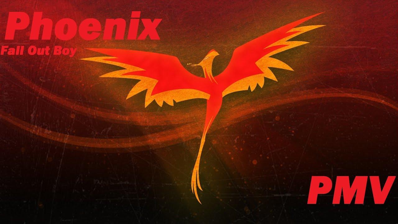 Fall Out Boy Computer Wallpaper Phoenix Fall Out Boy Mlp Pmv Youtube