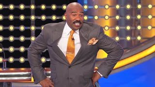 A Very Nervous Man Won $20K On Family Feud, Then Steve Harvey Uncovered The Truth About His Life