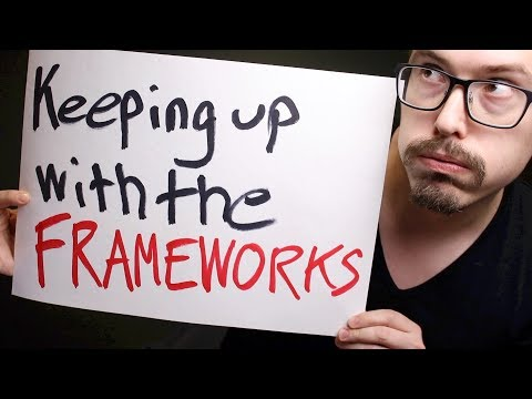 Keeping up with the frameworks  Twitch stream highlight