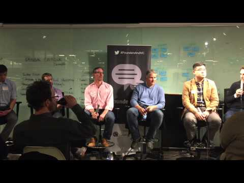 Founders & VC - Funding the Creation of the Virtual Reality Metaverse
