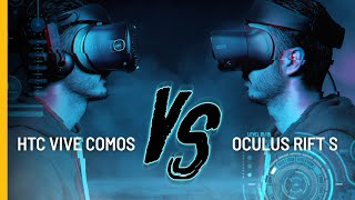 htc vive vs oculus rift s