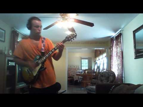 Miranda Lambert & Carrie Underwood - somethin' bad - guitar - Austin Kessler