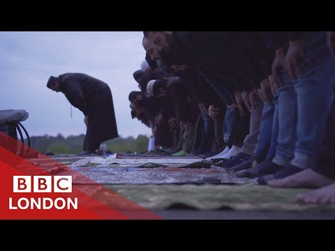 British Muslims Are Divided Over When To Start Ramadan - BBC London