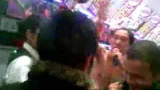 埼玉県のとあるパチンコ店(行田ライブガーデン)に、エガちゃんが営業で...