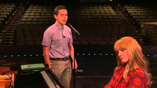 David Archuleta 01 Soy un Hijo de Dios (I Am a Child of God) @ Live Chat (24 June 2014)