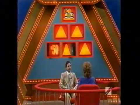 More of New $25,000 Pyramid Game show bonus round -- Constance McCashin #2