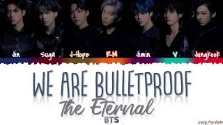 Download Mp3 Bts - 'we Are Bulletproof : The Eternal' Lyrics  Color Coded_han_rom_eng