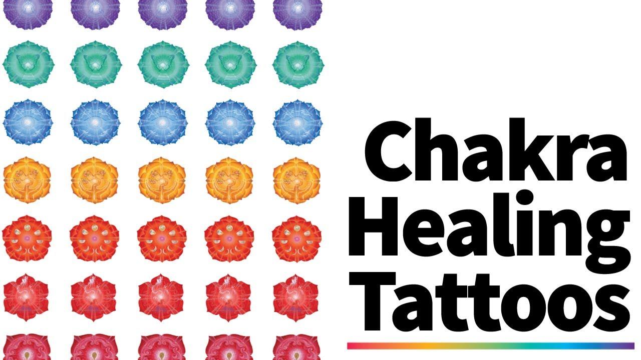Cye spotlight chakra healing tattoos youtube buycottarizona