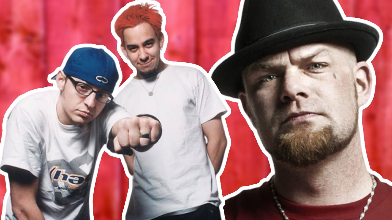 Linkin Park Dropping Unreleased Hybrid Theory Songs? Five Finger Death Punch Making A Movie