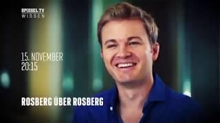 """SPIEGEL TV Wissen - """"Rosberg über Rosberg"""" Trailer"""