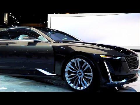 NEW 2021 Cadillac Escala Luxury Exterior and Interior