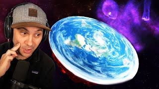 I Made the Earth COMPLETELY FLAT... | Solar Smash