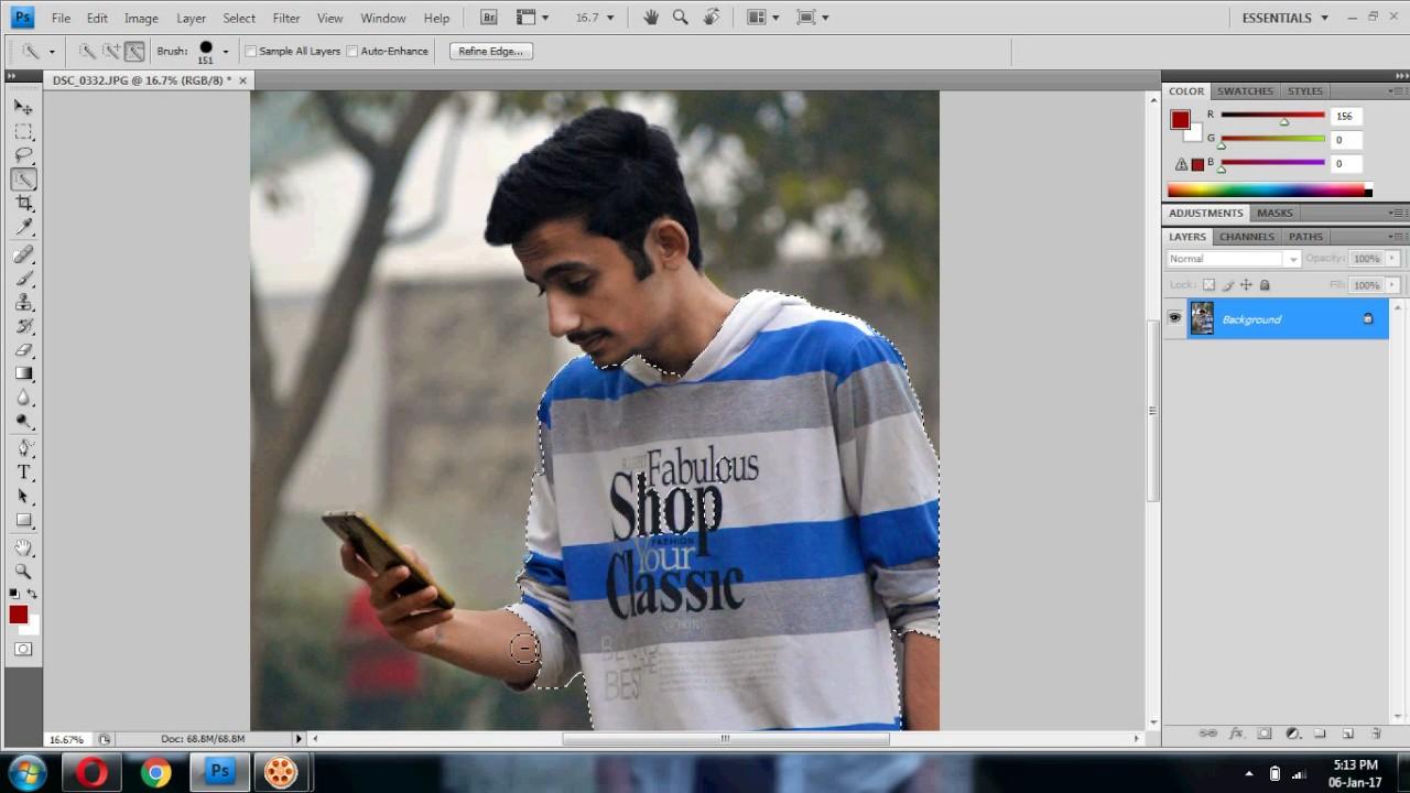 how to change photoshop cs3 language