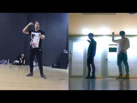 Jimin & Jungkook Comparison Brian Puspos Choreography (Own It)
