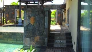 Visite de la Villa Alicia, Villa de Luxe à l'Ile Maurice, Domaine de Bel Rivière