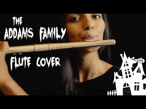 The Addams Family Theme  Flute