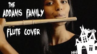 The Addams Family Theme - Flute Cover