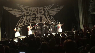 BabyMetal - San Francisco 2016 - Video9